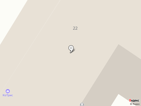 Дніпропетровська митниця Міндоходів на карте Днепропетровска