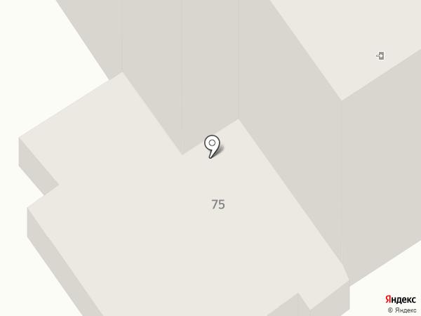 Ремонтный дом на карте Днепропетровска