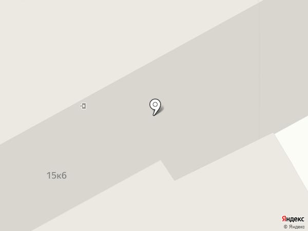 Золушка на карте Днепропетровска