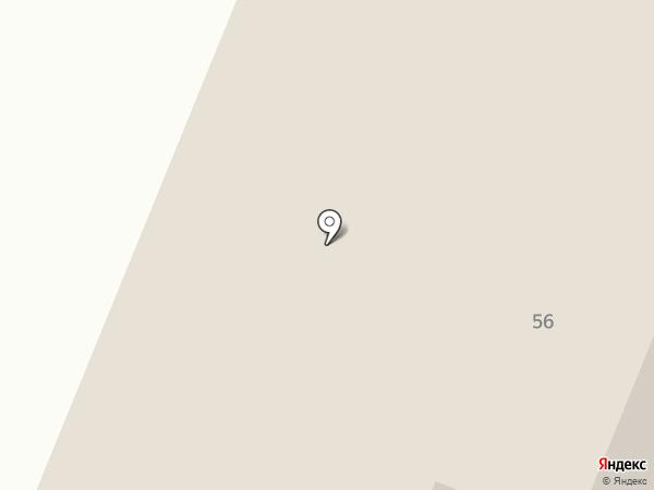 Парк Авеню на карте Днепропетровска