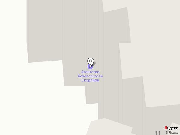 FFI на карте Днепропетровска