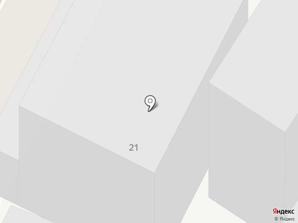 Стальпарк на карте Днепропетровска