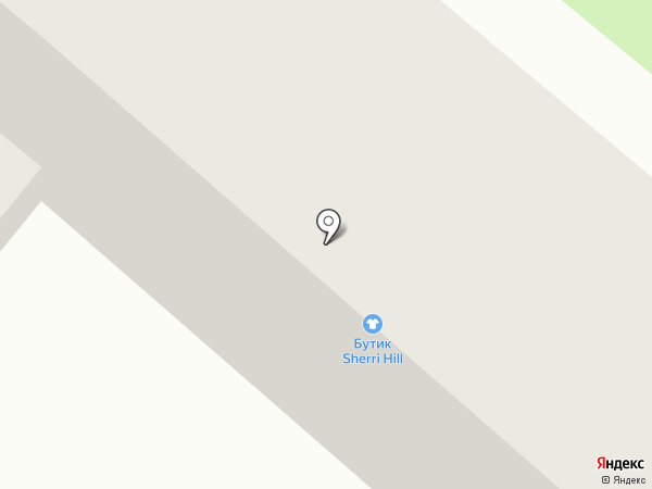 SHERRI HILL на карте Днепропетровска