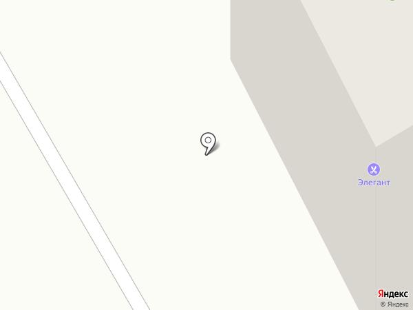 Березинская на карте Днепропетровска