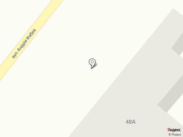 Studio-A на карте Днепропетровска