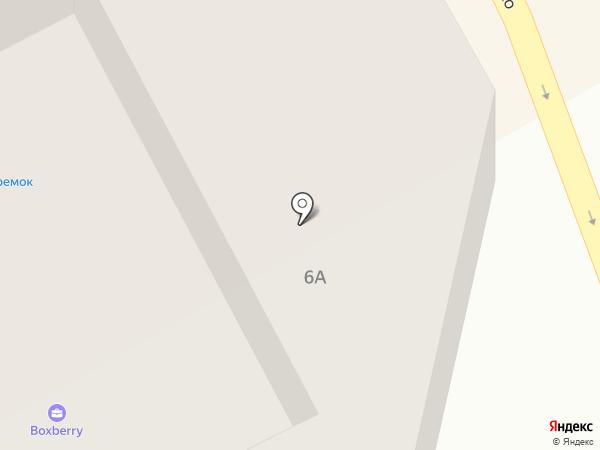 Золота корпорація, ПТ на карте Днепропетровска