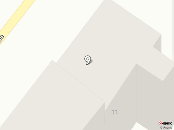 Банкомат, КБ НАДРА на карте Днепропетровска