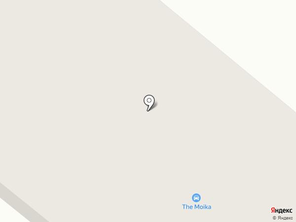 Эстмед на карте Днепропетровска