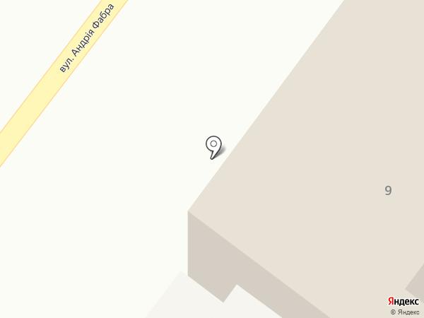 tianDe на карте Днепропетровска
