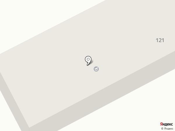 Дошкільний навчальний заклад №327 на карте Днепропетровска