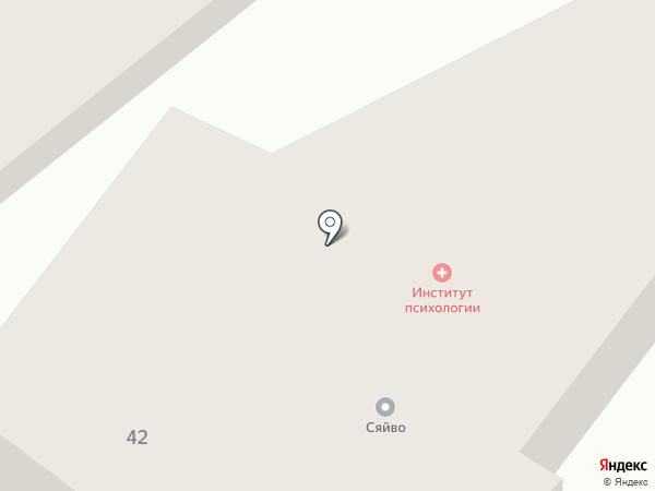 Авториестр на карте Днепропетровска
