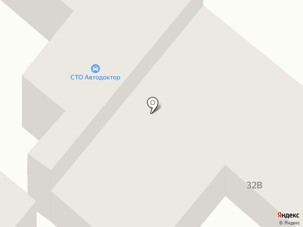 РП Доставка на карте Днепропетровска