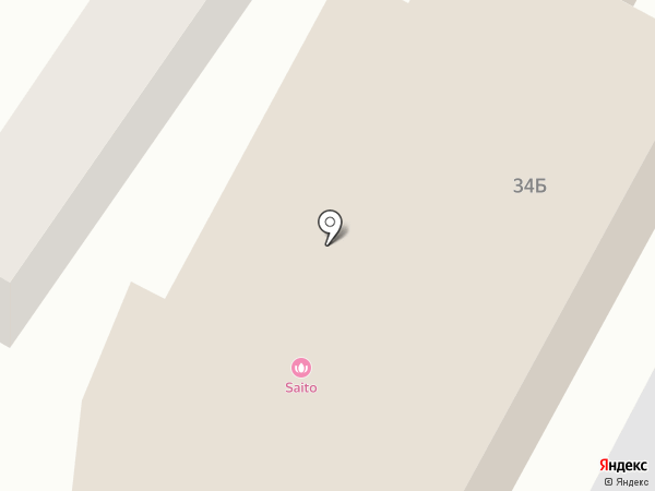 Que на карте Днепропетровска