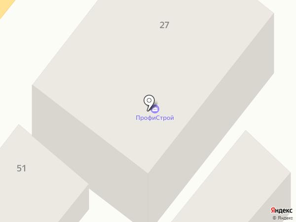 ПрофиСтрой на карте Днепропетровска