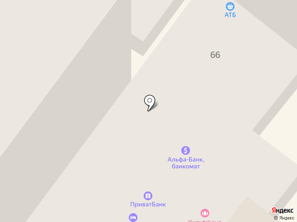 BODY IRON на карте Днепропетровска