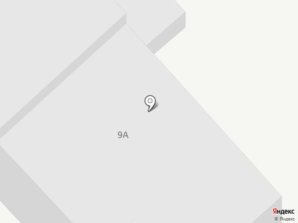 Масло Трейд на карте Днепропетровска