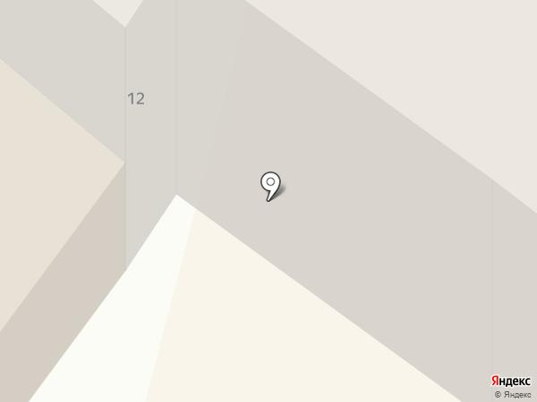 Банкомат, Промінвестбанк на карте Днепропетровска