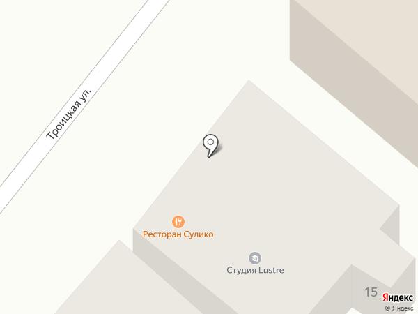 Штемпельно-граверная мастерская на карте Днепропетровска