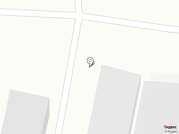 Калина на карте Днепропетровска