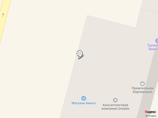 АХА Страхування, АТ на карте Днепропетровска
