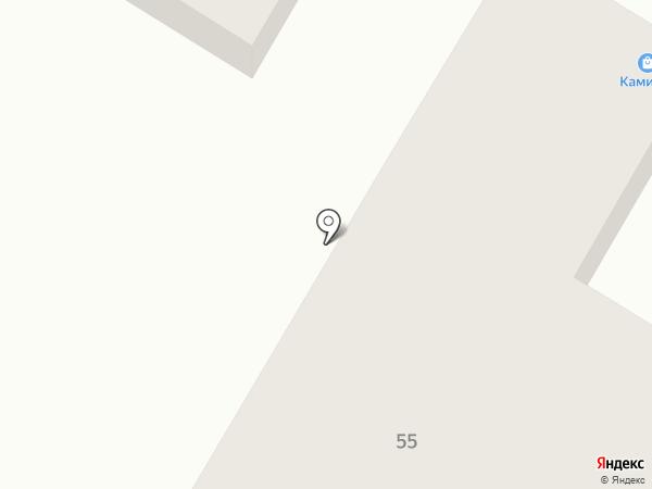 Фирма на карте Днепропетровска