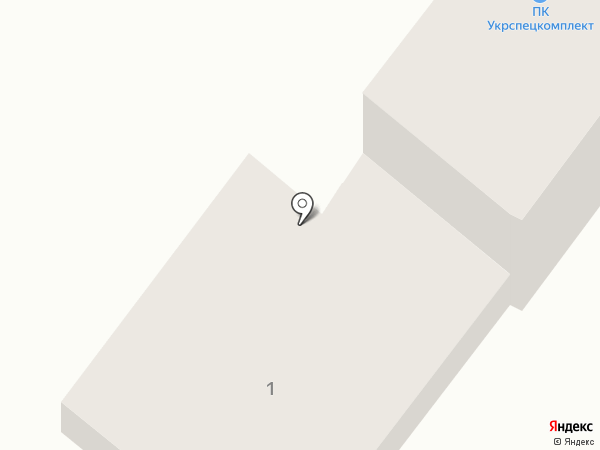 Ooh la la на карте Днепропетровска