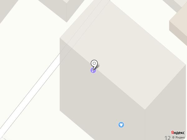 UnExFeel на карте Днепропетровска