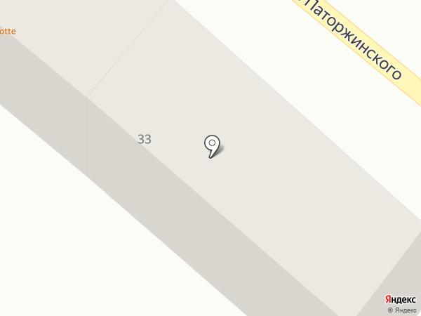 На Сене на карте Днепропетровска