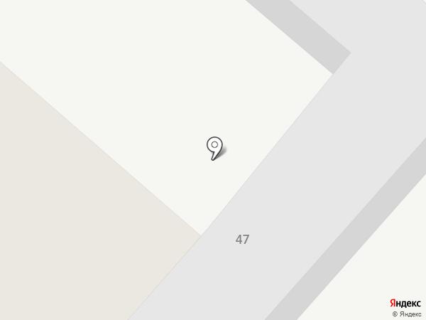 VOLVO на карте Днепропетровска