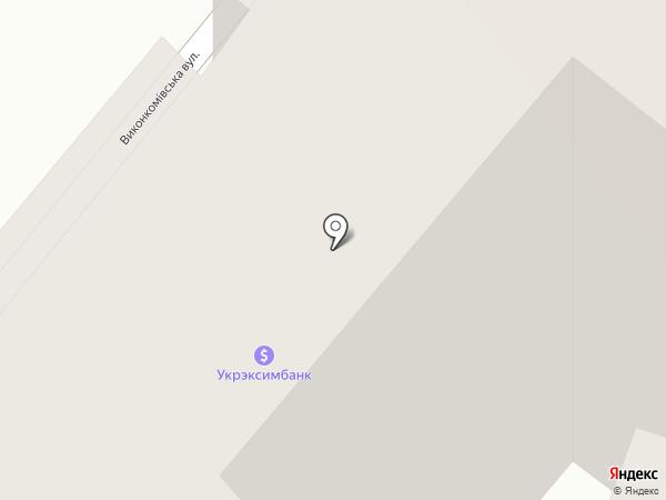 Life:) на карте Днепропетровска