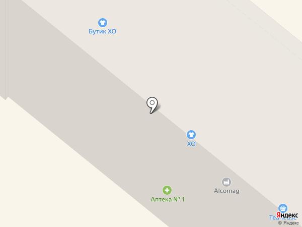АБ ПІВДЕННИЙ на карте Днепропетровска