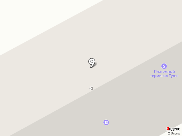 Терминал самообслуживания, Райффайзен Банк Аваль на карте Днепропетровска