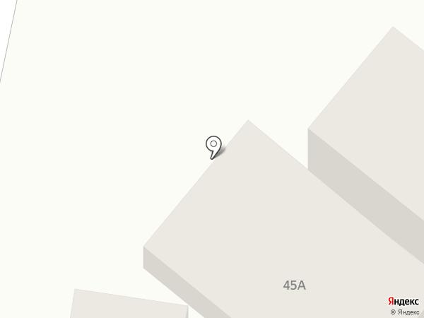 Ларан на карте Днепропетровска