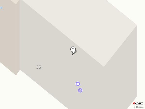 Трест Днепрдорбуд на карте Днепропетровска
