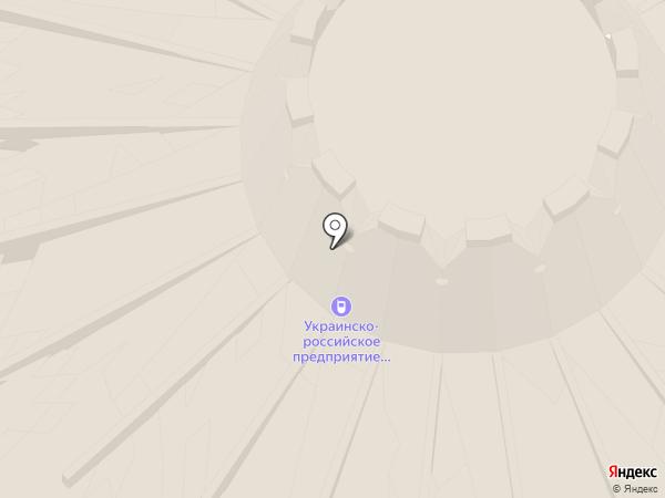 Дніпропетровський Державний цирк на карте Днепропетровска