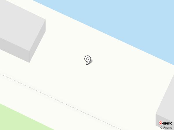 Акварель на карте Днепропетровска