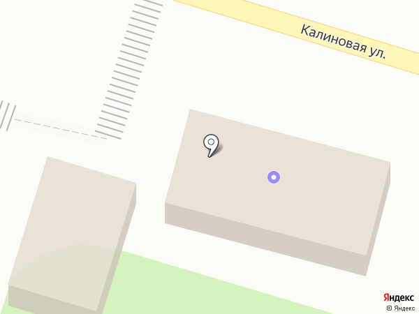 Ткиоск на карте Днепропетровска