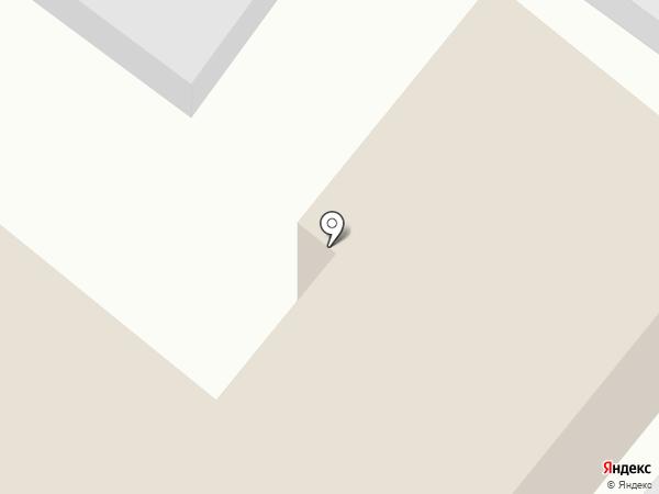 Oasis-travel на карте Днепропетровска