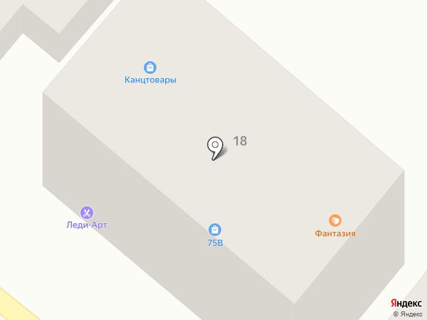 Фантазия на карте Днепропетровска