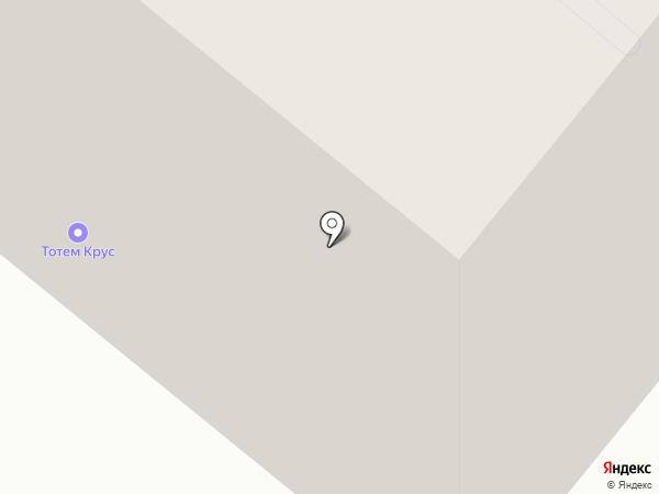Тотем Крус на карте Днепропетровска