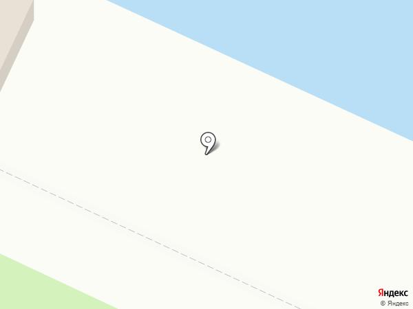 Август на карте Днепропетровска