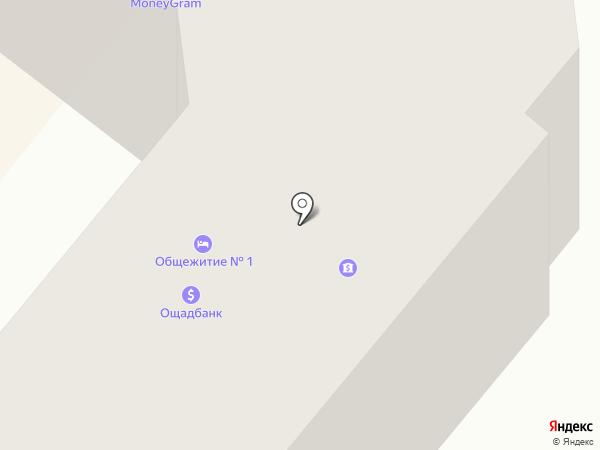Система на карте Днепропетровска
