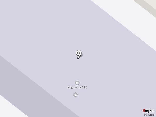 НГУ на карте Днепропетровска