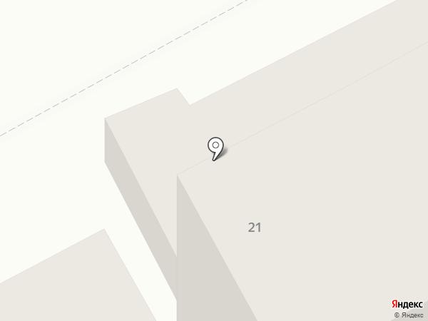 КОМОД на карте Днепропетровска