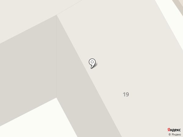 Автоэвакуатор на карте Днепропетровска