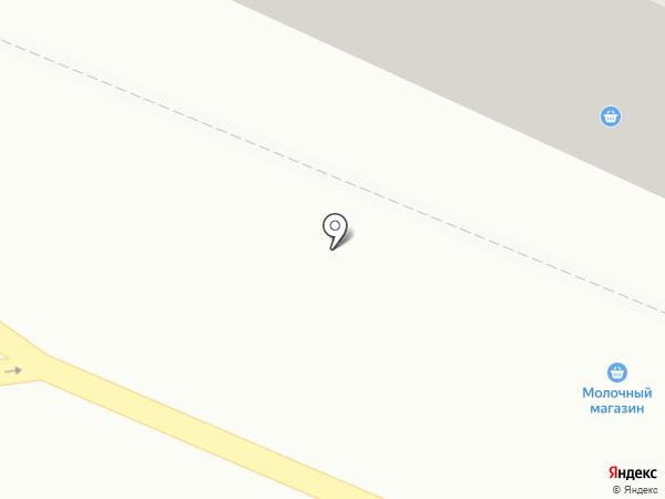 Рибацька хата на карте Днепропетровска
