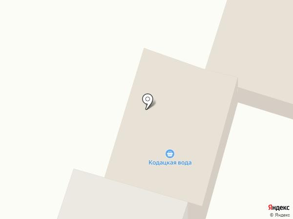 Караван на карте Днепропетровска