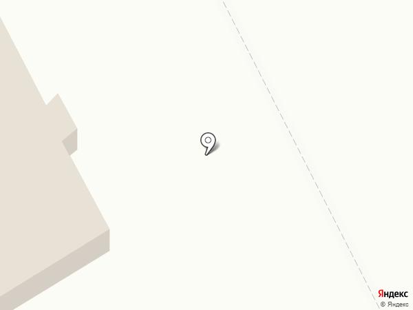 Джерело Здоров`я на карте Днепропетровска