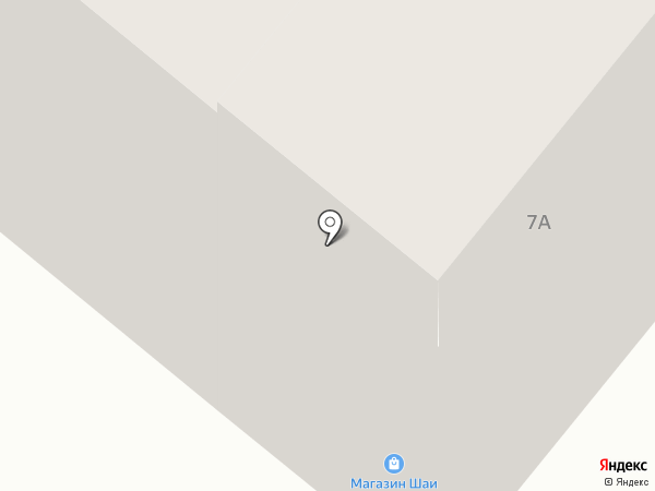 ШАИ на карте Днепропетровска