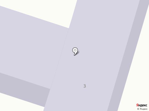 Навчально-виховний комплекс №66 на карте Днепропетровска